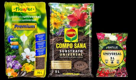 Guía de Sustratos para Plantas: Tierra Universal